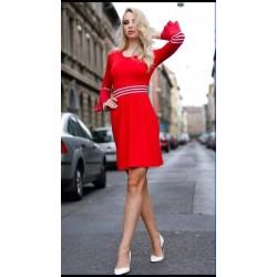 BEBE piros ruha